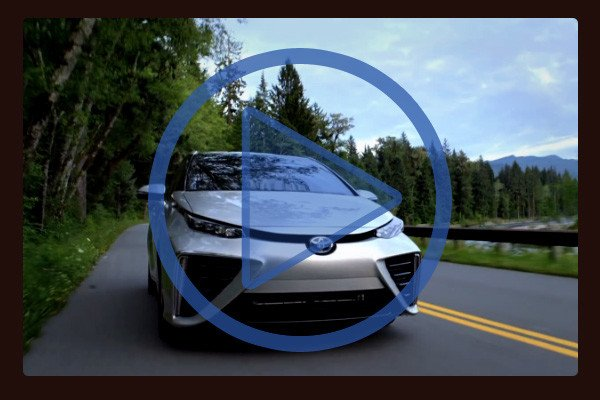 Click to play video. Toyota is giving away free access more than 5,600 patents to help adoption of its Mirai hydrogen-powered car technology.