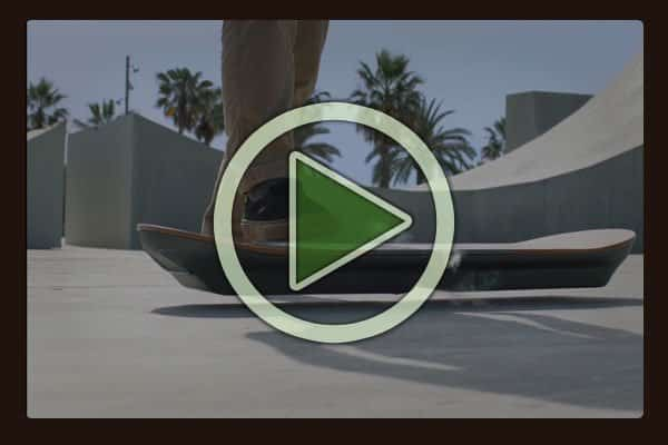 Lexus teaser video for their hover board project.