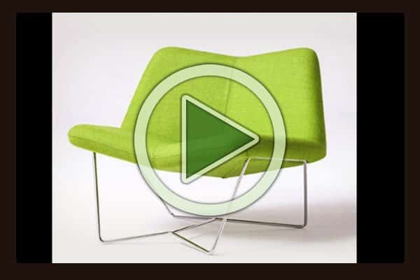 The Coussons Group based in Dallas represents Nienkamper and many other fine furniture brands. In this overview video you can see the influence mid-century modern design and the return of chrome in the seating and table designs.